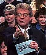 jerryspringer1 Springers Eternal Hope