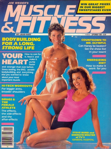 80s muscle mags 1 1980s muscle mags: when skin had shoulder pads