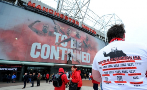 16495748 In 28 photos: Alex Fergusons final match for Manchester United at Old Trafford