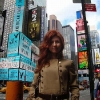 thumbs anna chapman new york Russian Spy Anna Chapmans Topless Sex Pictures: Cold Phwoar!