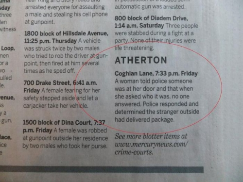 atherton 1 Atherton California: the best police reports in America 