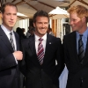 thumbs 9052457 In Pictures: David Beckham, Prince William And Prince Harrys Blind Date
