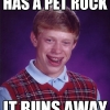 thumbs meme bad luck brian Memes   the Top 10 of 2012