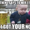 thumbs meme drunk baby Memes   the Top 10 of 2012