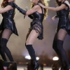 thumbs 15701852 Beyonce Knowles Super Bowl derp and Mr Microphone show in photos