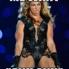 thumbs 3svx2y Beyonce Knowles Super Bowl derp and Mr Microphone show in photos