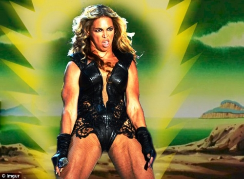 beyonce 2 Beyonce Knowles Super Bowl photos are meme: internet reacts to Yvette Noel Schures email