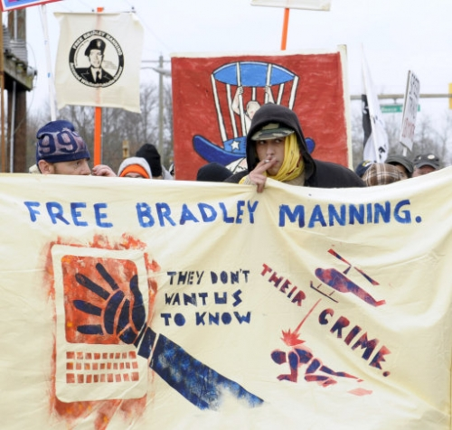 12310886 Bradley Manning   the story in photos