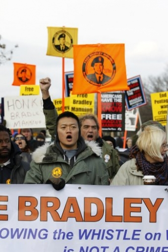 12315922 Bradley Manning   the story in photos