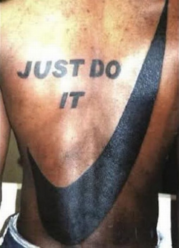 Bad Brand Tattoos