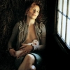 thumbs breastfeeding 66 Women Breastfeeding Animals: Photos 