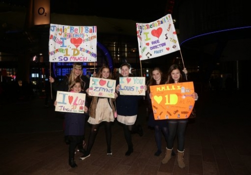 15336413 The Capital FM Jingle Bells Balls 2012 in photos (plus fans)
