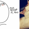 thumbs rage faces 11 Rage faces   with CATS