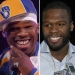 thumbs 50 cent Celebrity Teeth: Before And After