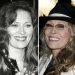 thumbs faye dunaway Celebrity Teeth: Before And After