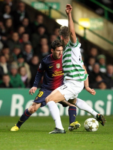 15069091 Celtic 2   1 Barcelona: Champions League photos