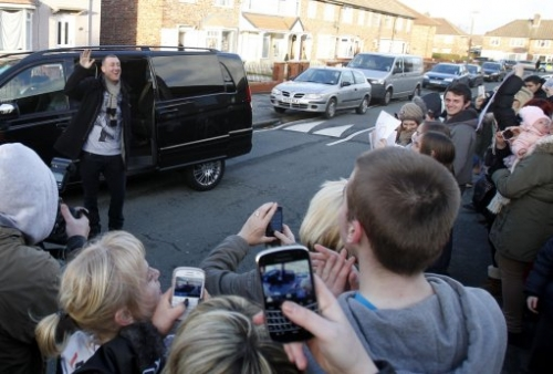 15306097 X Factor photos: Christopher Maloney heads to Norris Green, Liverpool