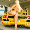 thumbs coco car 0 Coco, Aka Nicole Austin, Gets Naked On Twitter: NSFW Pictures