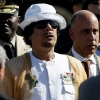 thumbs gaddafi 11 Colonel Muammar Gaddafis Life In Photos: Women, Enemies And Fashion