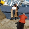 thumbs 12563907 Costa Concordia: Francesco Schettino, Dimitri Christidis and Silvia Coronia fell into a lifeboat