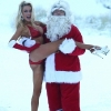 thumbs courtney stodden christmas Courtney Stodden does Santa   literally (photos)