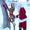 thumbs courtney stodden santa Courtney Stodden does Santa   literally (photos)