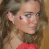 thumbs cressida bonas 5 Cressida Bonas knows hard work   some time ski instructor shows us her CV 