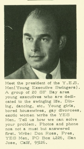 men of the 60s 03 Dating profiles from the 1960s