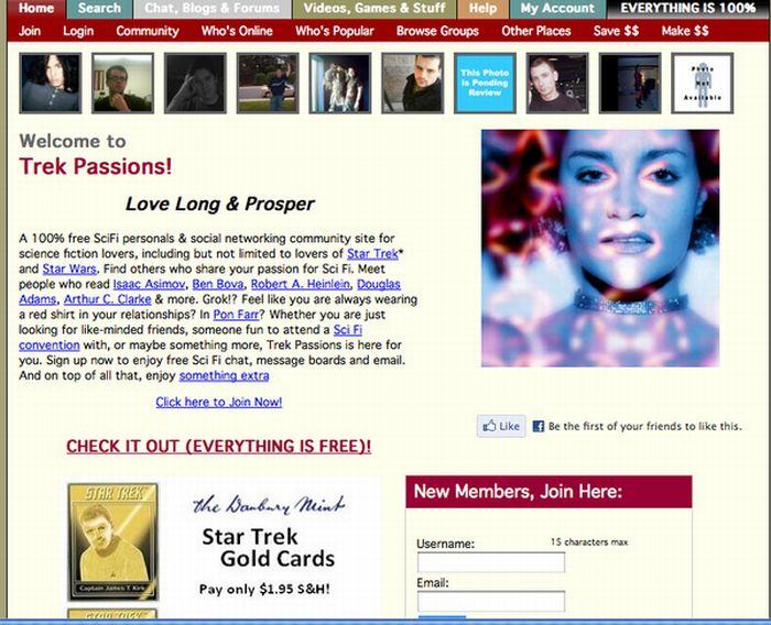 cheesy dating websites