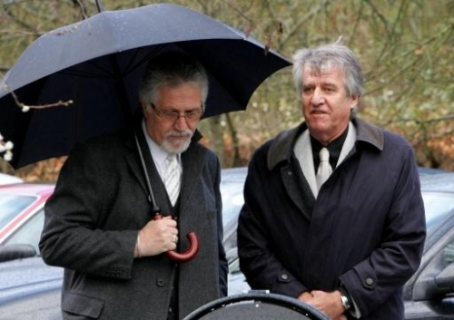 4211682 Not Smashie and Nicey: Dave Lee Travis arrested as part of Operation Yewtree