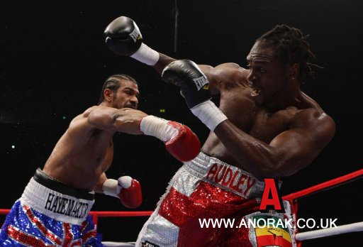 9773962 David Haye Buries Audley Harrisons Career: Photos
