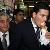 thumbs miliband eats Ed Miliband Steals David Milibands Ice Cream: A Gallery Of Extempore Eating