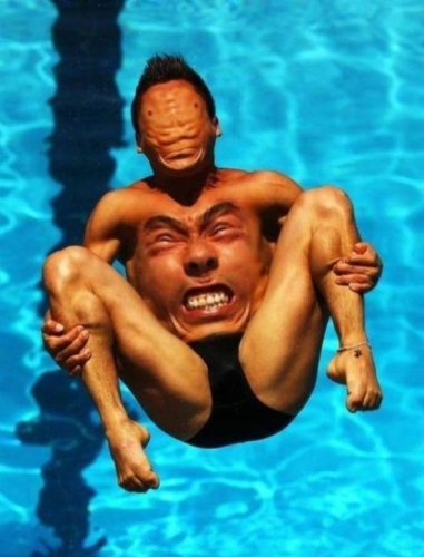face swaps 10 Face swaps   disturbing ones