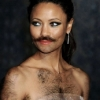thumbs famous women with beards 11 Famous women with beards   the photos