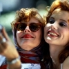 thumbs thelma and louise Name the famous film from the image   can you?