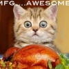 thumbs funny thanksgiving 3 Thanksgiving Photos: The Funniest Ones