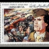 thumbs gaddafi stamps 5 Gaddafi   A Life In Stamps