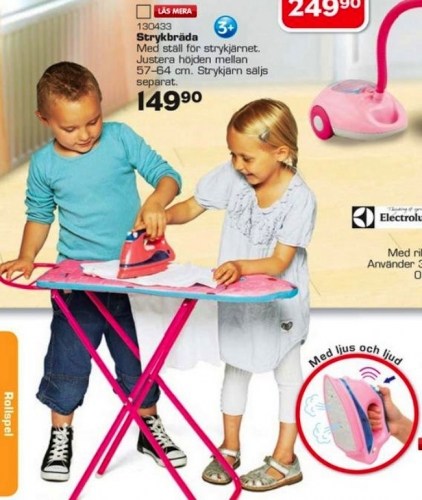 swedish gender neutral toy catalogue 1 Swedish toy catalogue says yes to gender equality   or does it? (photos)