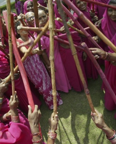 7534299 Gulabi gang   in photos