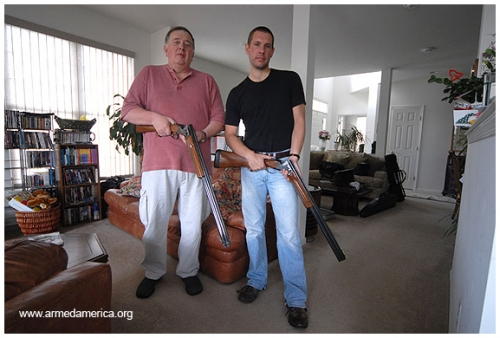 15 Photos from Armed America: Portraits of American Gun Owners in Their Homes