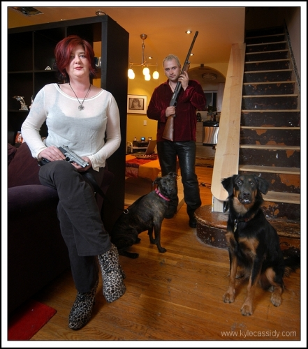 5 Photos from Armed America: Portraits of American Gun Owners in Their Homes