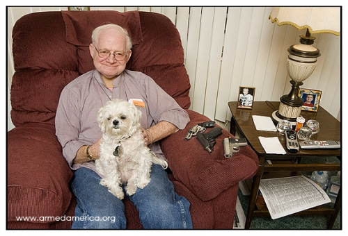 8 Photos from Armed America: Portraits of American Gun Owners in Their Homes