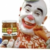 thumbs clown pickles 4 In the 1950s Heinz thought clowns would make pickles fun   they didnt (photos)