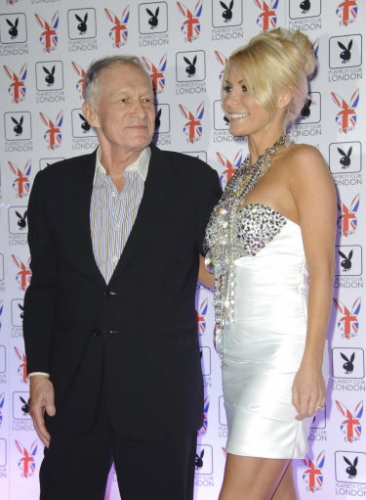 10904363 Hugh Hefner and Crystal Harris in photos