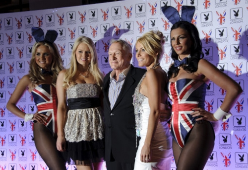 10904375 Hugh Hefner and Crystal Harris in photos