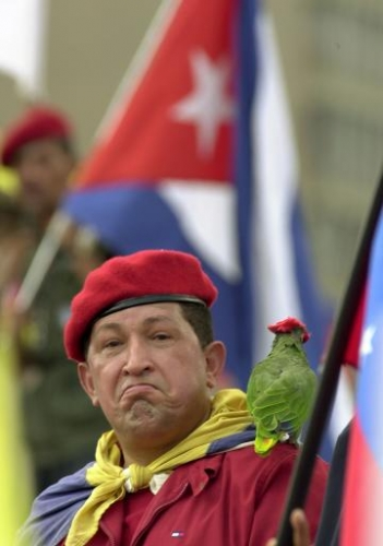 4539399 Hugo Chavez   a life in photos