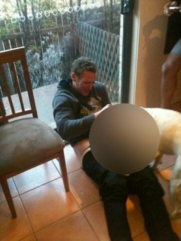 dog blow job