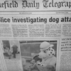 thumbs dog 10 best juxtaposed newspaper images ever (2)