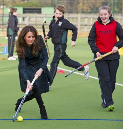 15267832 Kate Middleton visits St Andrews School in Pangbourne, Berkshire (19 photos)