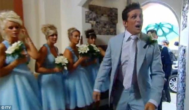Alex reed wedding